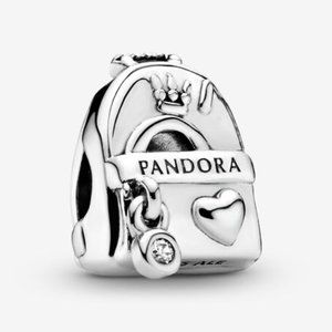 📿Pandora  Backpack Charm